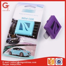 G-TY01 GSV Certification Hot Selling Car Scent Membrane Air Freshener