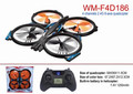 2.4Ghz 56cm 6 Axis Gyro 4Ch large personal drone aircraft for sale