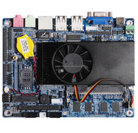 Intel ATOM D525 dual core 1.8GHz EPIC motherboard