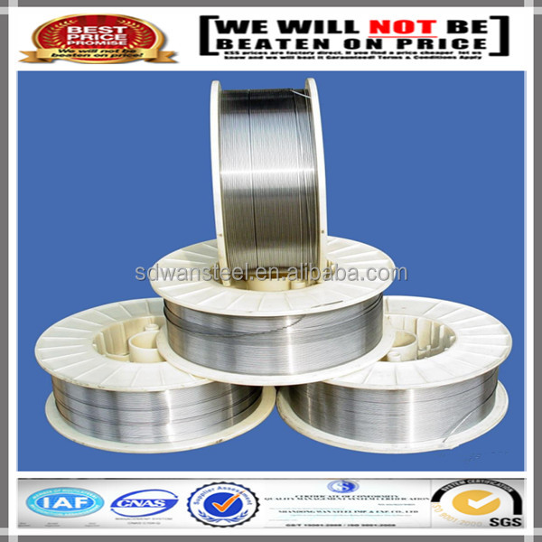 H08MnA/AWS EM12K copper coated stainless steel Submerged arc welding wire