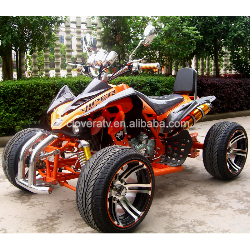 2016 Road Legal Quad Bike Viper 250cc Racing ATV with EEC COC