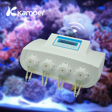 Kamoer X4 wifi dosing pump for aquarium