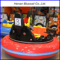 Children Game Kiddie Rides Inflatable UFO Electric Bumper Cars for Sale