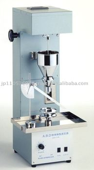 ABD Powder peculiarity measuring instrument / Testing Equipment(# 4)