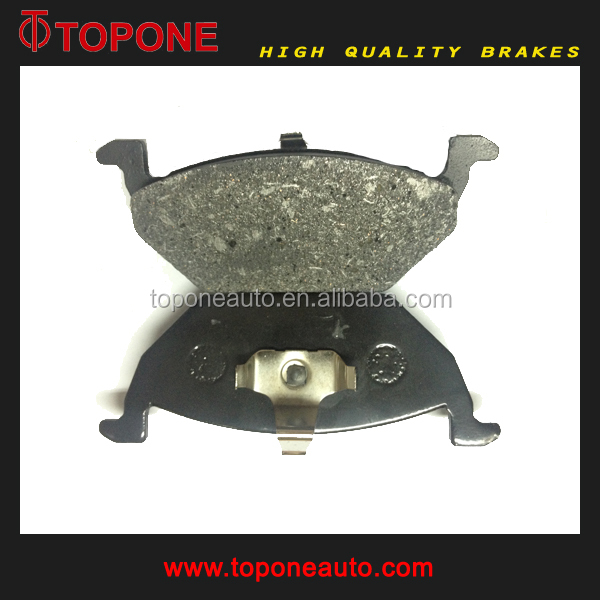 ISO9001 Auto Spare Parts For AUDI/OPEL/SEAT/SKODA/VOLKSWAGEN/VW (FAW) Car Brake Pad Factory