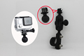 Action Camera Holder motocycle rearview mirrow mount