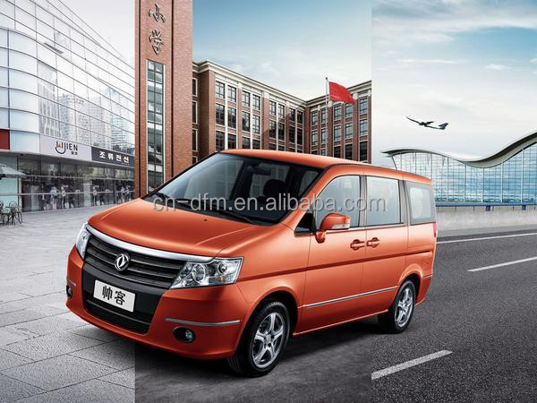 Dongfeng 2014 Succe Car,Business vehicle,Van/Mini Bus Peru