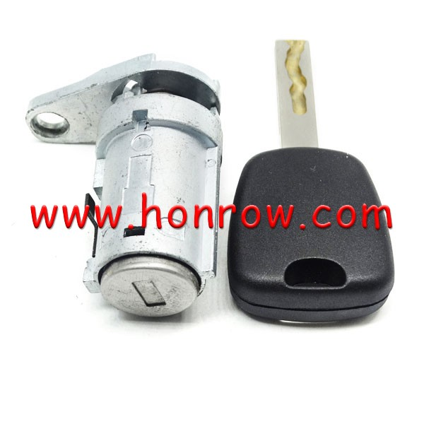 Citroen universal car door lock With 407 Key Blade