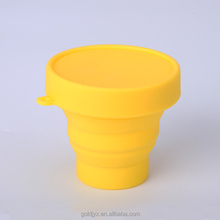 fashion food grade silicone kitchen container