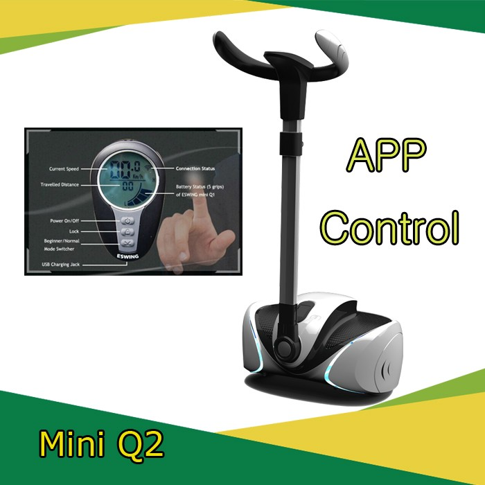 Cheap Smart Fast Charging Mini QS for Kids 2 wheel self balance Scooter