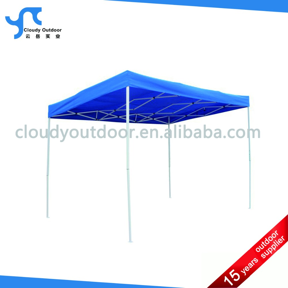 Outdoor Easy Pop Up Canopy Party Tent 2.4mx3.6mx2.25m-2.52m