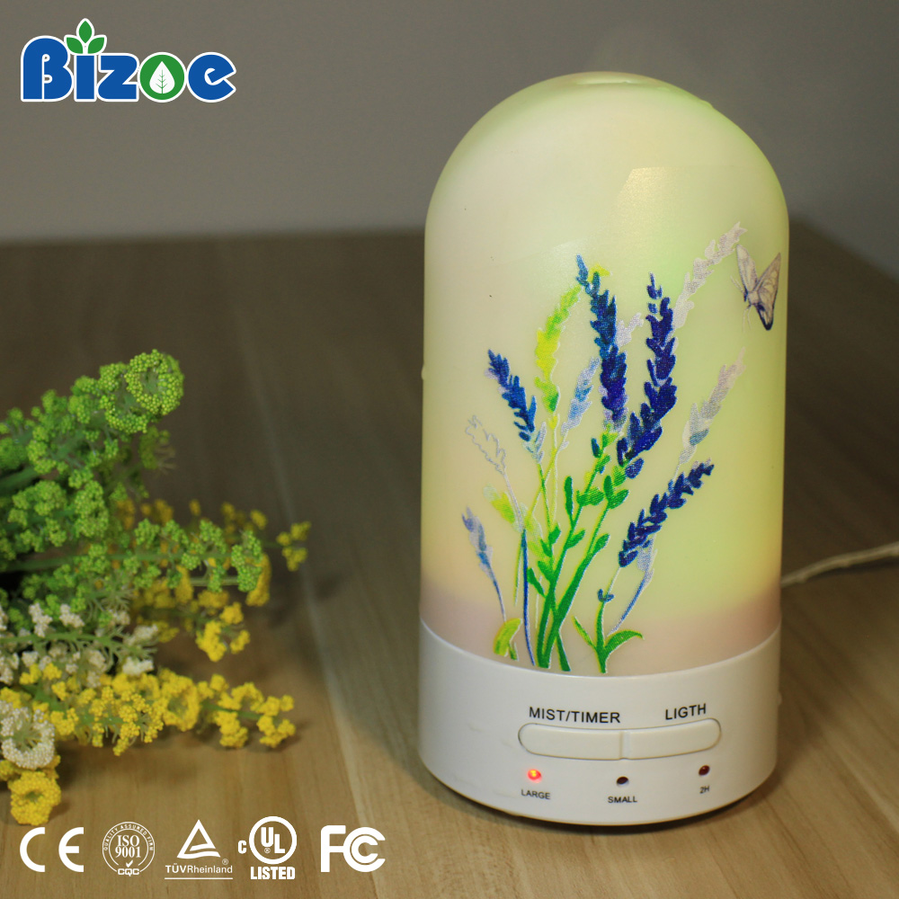 Air purify ultrasonic humidifier aroma diffuser for living room