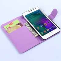 Low price hot sale leather handmade case for samsung a3