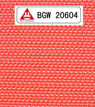 Red Flat polyester dryer fabric