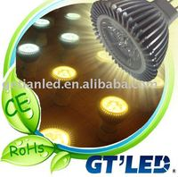 Replace halogen LED Globe light