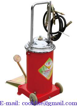 12L Pedal Grease Pump QH036