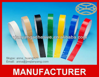 Super sticky single side cloth tape for carpet jointing