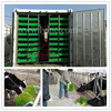stainless steel container oat sprouts cultivate machine for growing soya bean barley sprouts
