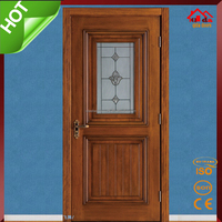 Internal Hdf Main French Wood Bedroom Door Design