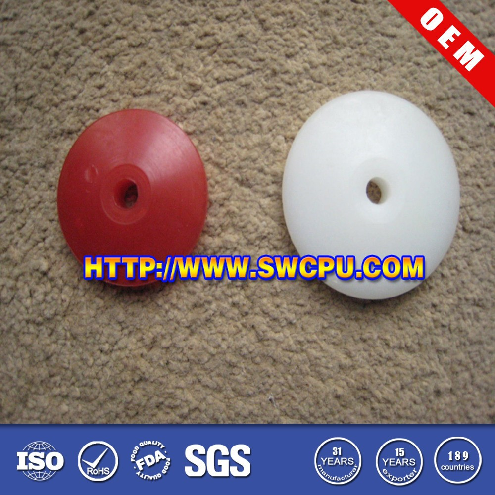 Colored round hdpe gasket
