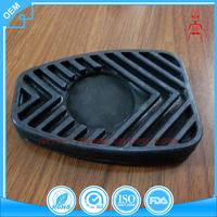 Small rubber adhesive pad