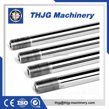 hydraulic cylinder stainless steel threaded piston rod