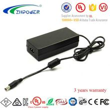 3 Year Warranty 12V dc 6.0Amp Switching Power Supply Adapter 12V6A for LED lighting LCD display