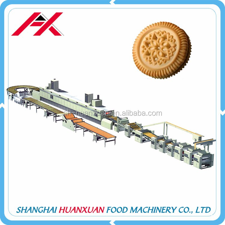 China Manufacturer Automatic Biscuit Making Machine