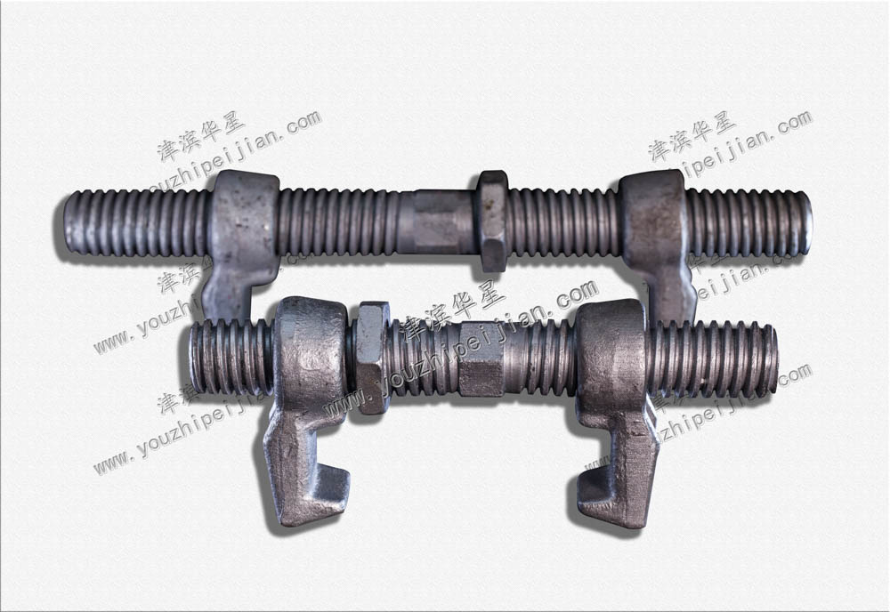 Huaxing factory top quality Cargo container fittings bridge clamps with low price