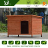 Latest simple designed dog house wooden outdoor for sale