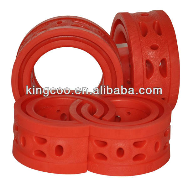 The Car Damping Spring Protection Circle