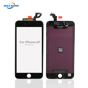 free shipping LCD Touch Display for iphone 6 Plus Digitizer Screen Assembly