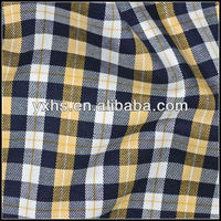100% cotton twill fabric for shirt/ garment