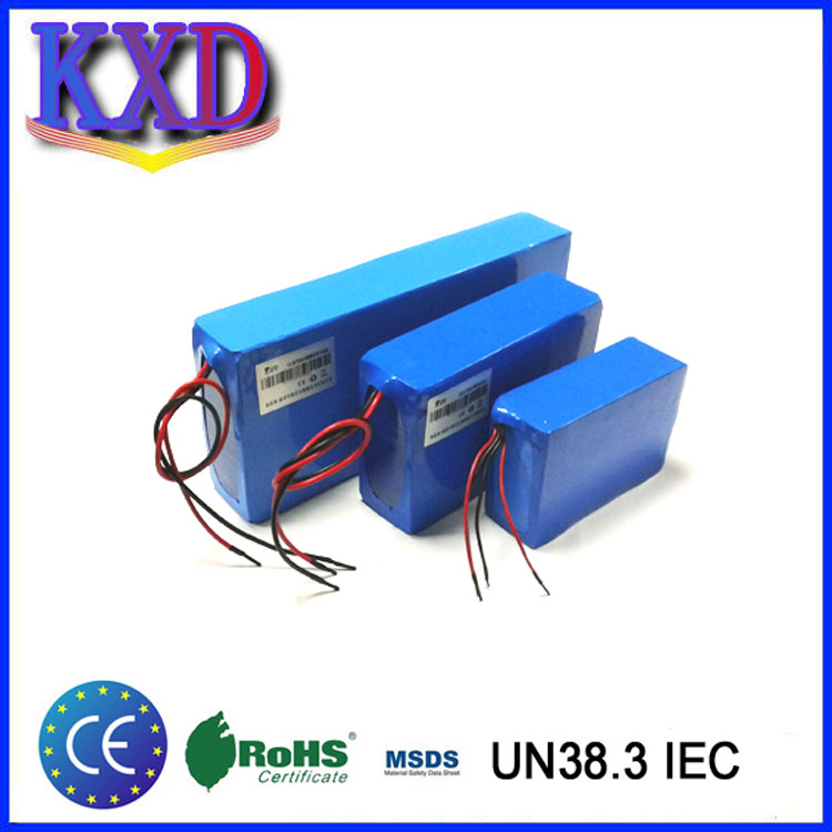 Rechargeable 18650R7S20P 24v 50ah lithium ion battery pack for solar lights