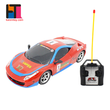 china manufacturer latest cool rc model toy 4ch 1:24 car for wholesale