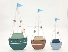 Marine arts handmade crafts wooden finshing craft boat