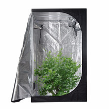 Affordable eco-friendly small plant greenhouse plastic cover for grow tent with 60*60*120cm