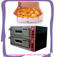 Commercial Pizza Baking Oven Bakery Machine