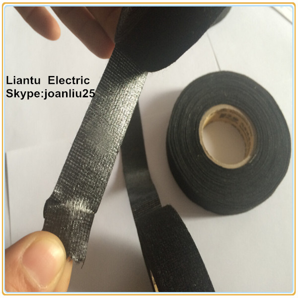 HTB1SDrjGVXXXXa1XpXXq6xXFXXXJ wholesale wholesale used automobile fabric adhesive automotive friction tape wire harness at crackthecode.co