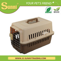 Factory wholesale plastic handmade dog kennel