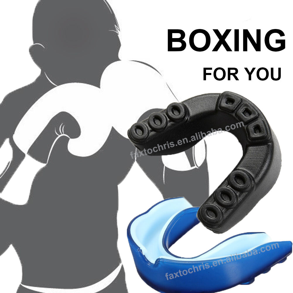 Professional taekwondo/boxing/MMA training mouth guard