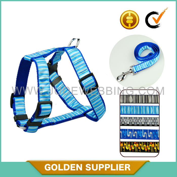 professional durable non pulling dog harness