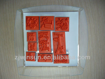 ACRYLIC RUBBER STAMP