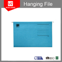 A4 FC Colored Paper Suspension Hanging File with best price