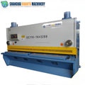 Europe standard QC11Y hydraulic cutter , hydraulic guillotine cutting machine