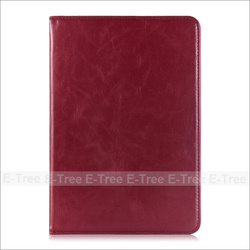 Poetic Slimline Portfolio Folding Leather Shockproof Case for iPad Mini
