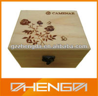 High quality customized made-in-china Pinewood Aromatherapy Oil Box (ZDW10-W079)