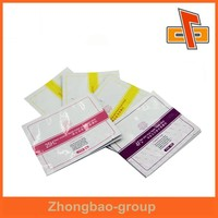 Moisture proof skin facial mask packaging, skin essence liquid sachet for packaging cosmetic