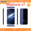 2017 hot model phone factory price google play gold elephone s7 cell phone