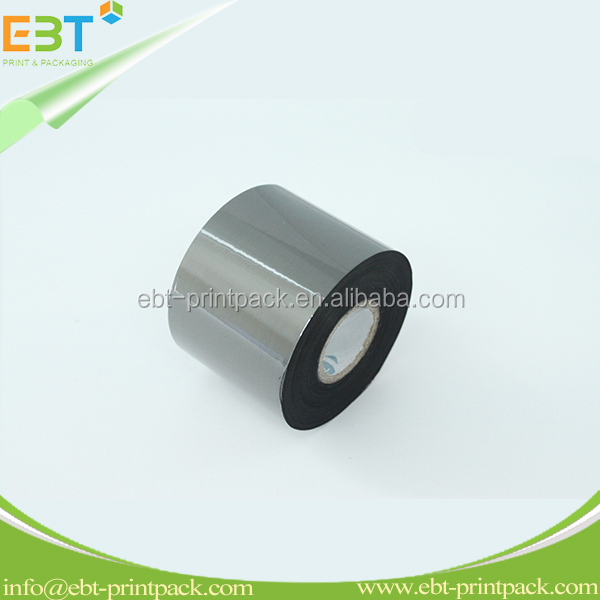 High quality generic backcoating multi-color resin base ribbon for barcode printer